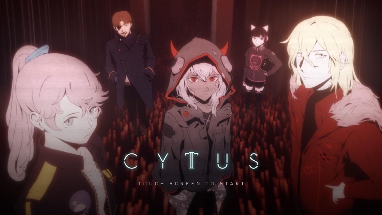 Cytus 2 poster