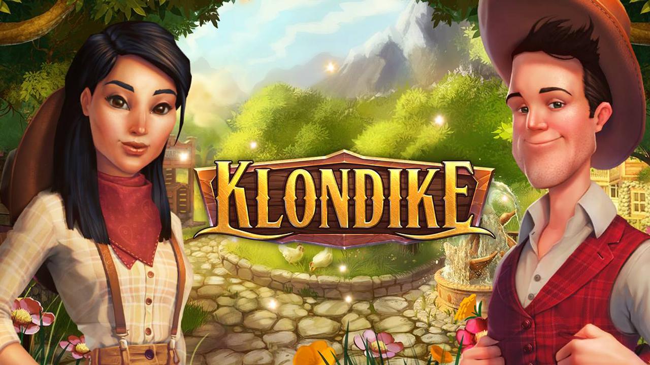 Klondike Adventures poster