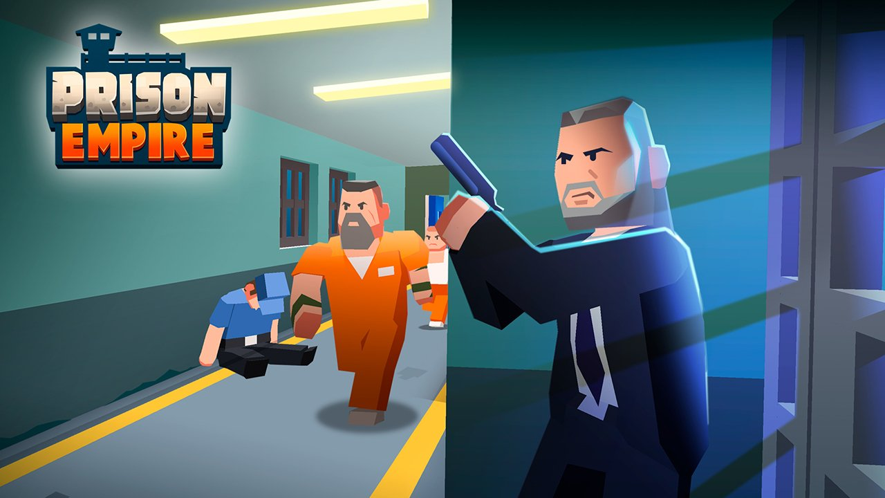 Prison Empire Tycoon poster