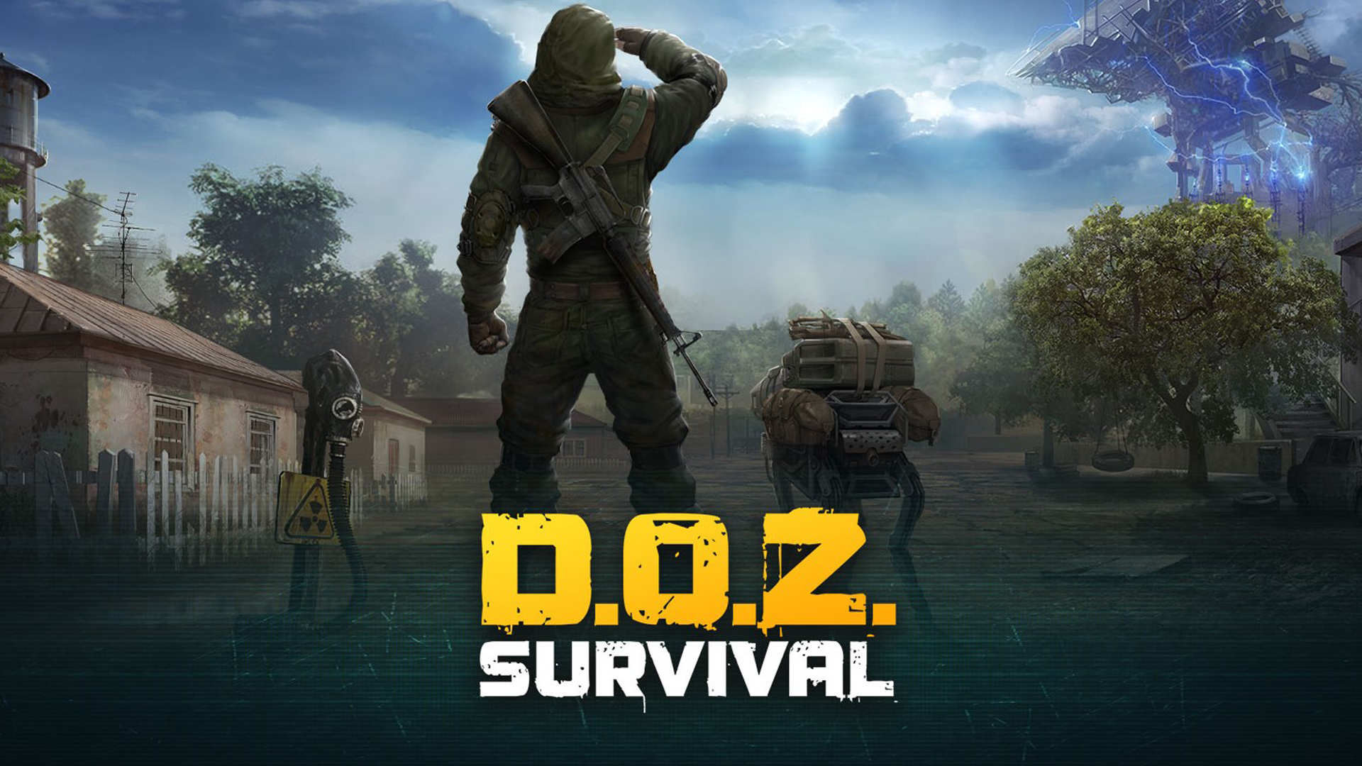 Dawn of Zombies banner