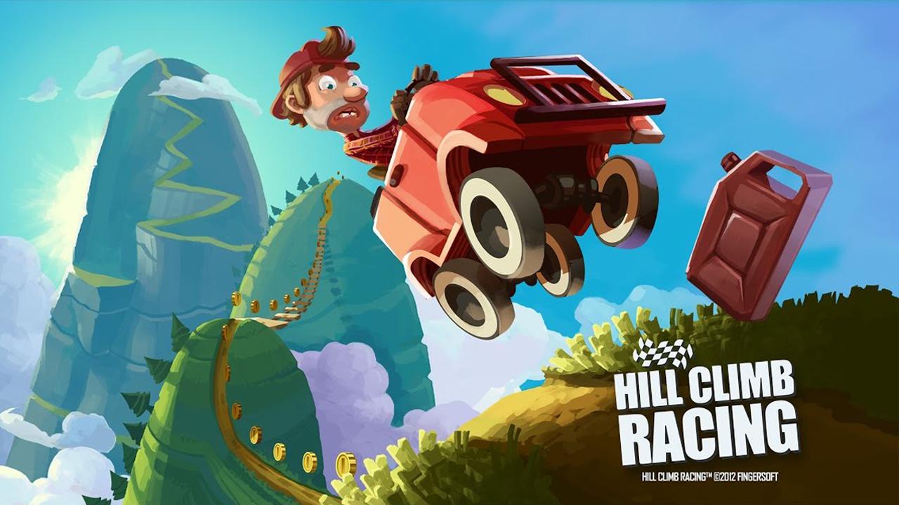 Hill Climb Racing banner